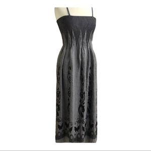 🌻Lapis spaghetti strap summer maxi dress OS